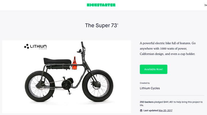 super-73-kickstarter