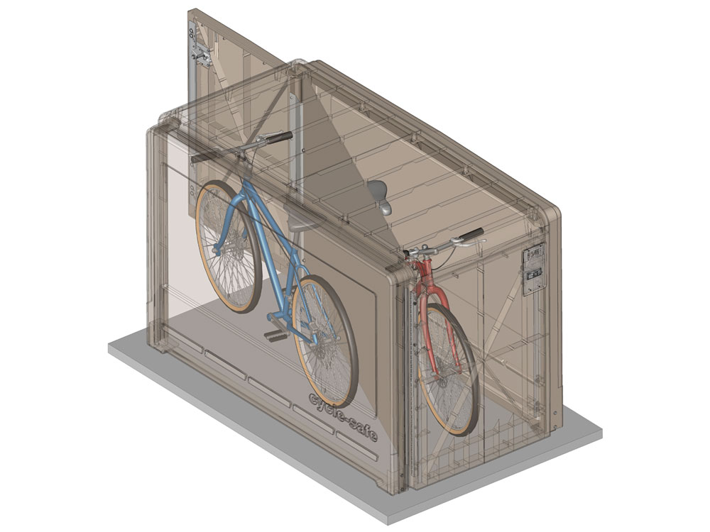 bike-locker